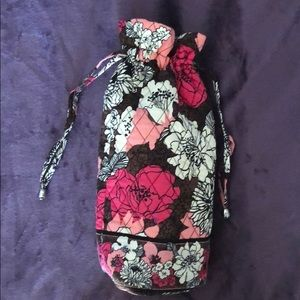 Vera Bradley wine bag